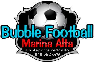 Futbol burbuja Marina Alta - Bubble football Marina Alta